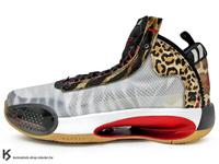 2020 史上最輕 限定販售 NIKE AIR JORDAN XXXIV 34 TATUM PE GS JAYSON WELCOME TO THE ZOO 大童鞋 女鞋 豹紋 動物園 新一代 ECLIPSE PLATE 避震科技傳導 前 ZOOM 籃球鞋 AJ (DA4451-900) !
