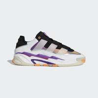 Adidas Niteball [S24138] 男 休閒鞋 運動 籃球風 經典 街頭 穿搭 避震 愛迪達 白黑