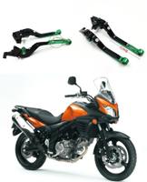 離合器 煞車拉桿 SUZUKI DL650 V-STROM 2011~12年款專用【老虎摩配】