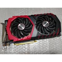 微星 MSI Overview GeForce GTX 1060 GAMING X 6G 紅龍 顯示卡 A596