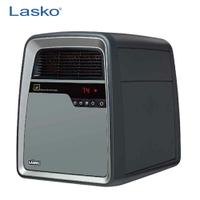 [Lasko 美國]BlackTank黑坦克 微電腦溫控石英電暖器 6101TW【現貨供應中】
