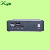 5Cgo【含稅】迷你主機十代i7-10510辦公雙4K高清HTPC微型桌上型電腦遊戲小主機t579995557584