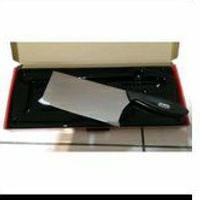 全新  安麗中式剁刀切片刀