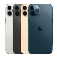 Apple iPhone 12 Pro Max 256G(石墨/銀/金/藍)【愛買】