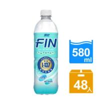 【黑松】黑松FIN乳酸菌補給飲料580ml X2箱(補好菌2箱組共48入)
