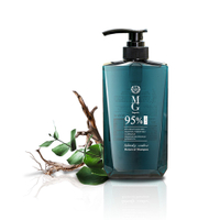 【MG瑪格諾莉雅】95%天然植萃歐盟香氛低敏控油賦活調理運動型洗髮精(500ml)|夏日控油|保濕因子|歐盟有機認
