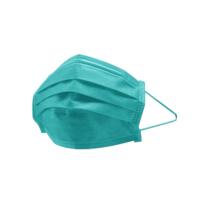 萊潔 醫療防護成人口罩-松石綠(50入/盒裝)