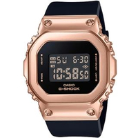 【CASIO 卡西歐】G-SHOCK 街頭潮流電子手錶(GM-S5600PG-1)