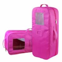 เก็บกระเป๋าถือกระเป๋าเดินทางพกพากระเป๋าเดินทางสำหรับ18นิ้วเด็กกระเป๋าเป้สะพายหลังอุปกรณ...