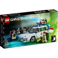 樂高 LEGO 21108 LEGO IDEAS Ghostbusters Ecto 魔鬼剋星