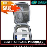 現貨速發適用歐姆龍血壓儀收納盒魚躍電子血壓計測量儀血壓機保護硬包便攜包