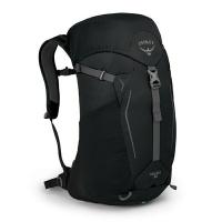 ├登山樂┤ 美國 Osprey 輕量網架背包 Hikelite 32 黑 # 10002041