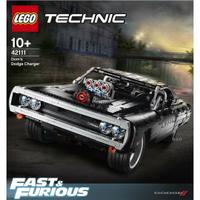 【領券滿額折200】樂高LEGO 42111 Technic 科技系列 - Dom's Dodge Charger 玩命關頭 唐老大的道奇 Charger