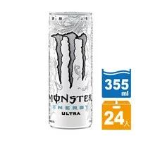 【魔爪Monster Energy】超越能量碳酸飲料 易開罐355ml(24入/箱)