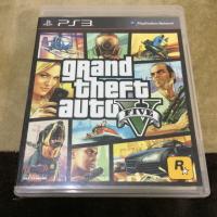 PS3 俠盜獵車手5 中文版 GTAV/GTA5 遊戲片