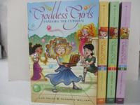 【書寶二手書T4/原文小說_HIB】Goddess Girls The Charming Collection: Pandora the Curious / Pheme the Gossip / Persephone the Daring / Cassandra the Lucky_Holub, Joan/ Williams, Suzanne