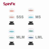 【SpinFit】CP1025 矽膠耳塞 & CPA2 黑色(Samsung Galaxy Buds Pro專用)