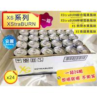 日本製 喝的B群 安麗 XS風味 24瓶 能量飲料 熱帶水果 青蘋果 檸檬雪酪 綜合莓果 XStraBURN 一箱