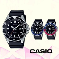 【CASIO 卡西歐】槍魚指針錶系列(MDV-107)