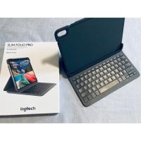 [二手]羅技SLIM FOLIO PRO 鍵盤保護殼(適用iPad Pro 11 )