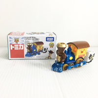 【Fun心玩】DS13284 麗嬰 日本 TOMICA 多美小汽車 Disney 迪士尼 TS4 玩具總動員 胡迪蒸氣船