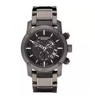 BURBERRY   นาฬิกาข้อมือผู้ชาย Burberry Men's Chronograph Sport Watch Stainless Strap BU7716