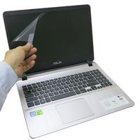 【Ezstick】ASUS X507 X507U X507UB 靜電式筆電LCD液晶螢幕貼(可選鏡面或霧面)
