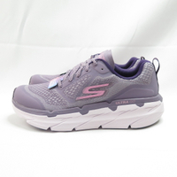 Skechers MAX CUSHIONING PREMIER 女款 慢跑鞋 17690MVE 紫【iSport愛運動】