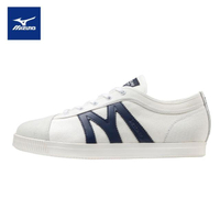 【MIZUNO 美津濃】日本製 MIZUNO SPORTS STYLE MIZUNO SCHOOL TRAINER 男款運動休閒鞋 D1GA196107(鞋)