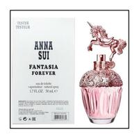 【香舍】Anna Sui Fantasia Forever 安娜蘇 粉紅獨角獸 女性淡香水 Tester 50ML