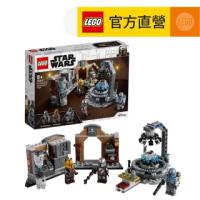 【LEGO 樂高】星際大戰系列 75319 The Armorer's Mandalorian Forge(星戰 曼達洛人)