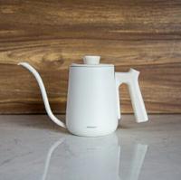 金時代書香咖啡 Minos  有蓋手沖壺 600ml 白色 Minos-POC-600-WH