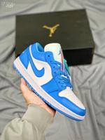 """Nike Air Jordan 1 Low""""UNC""""AJ1 北卡藍"""