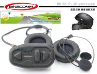 《飛翔無線》BIKECOMM 騎士通 BK-S1 PLUS 全罩式安全帽版 藍芽耳機 機車通話系統 高品質喇叭 重機通話