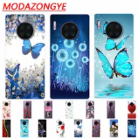 Huawei Mate 30 Pro Case Silicone Huawei Mate30 Cover Soft TPU Back Cover Phone Case For Huawei Mate 30 Pro 30Pro Mate30Pro Case