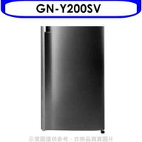 樂點8%送=92折+現折500★LG樂金【GN-Y200SV】191公升單門冰箱
