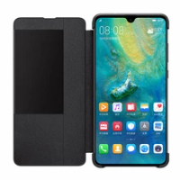 Flip Cover Leather Phone Case For Huawei Mate 20 Lite Pro X 20Pro 20lite 20X Mate20Pro Mate20X Mate20lite Mate20 Case Smart View