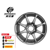 RH724 鋁圈 14吋/4孔100/6J/ET38 - 輪胎185/60/14 四輪四圈組合/輪胎三選一