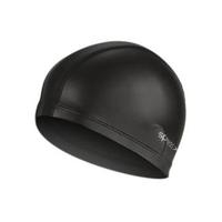 【SPEEDO】成人合成泳帽ULTRAPACE -游泳 蛙鏡 黑(SD8017310001)