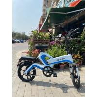 【全新現貨】德國GDANNY K6電動自行車折疊鋰電池電瓶車代步助力電單車超輕電動車