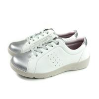 Moonstar Eve 休閒鞋 綁帶 白/銀 女鞋 EV3011 no341