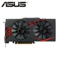 ASUS RX 570 4GB Video Card GPU Radeon RX570 4GB Graphics Cards AMD Computer Game Screen Map 580 560 550 VGA Videocard