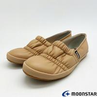 ★日本月星Moonstar機能介護鞋COMFORT CASUAL系列寬楦輕量柔軟鞋款2178米(銀髮段)