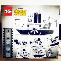《現貨》LEGO 21317 Ideas 系列【汽船威利號】Steamboat Willie