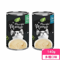 【Water Go!】Mousse 肉泥罐 140g