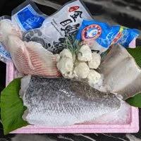 【彰化區漁會】極鮮禮盒7入組(鱸魚2片+鯛魚2片+虱目魚2片+虱目魚丸600g) 冷凍免運