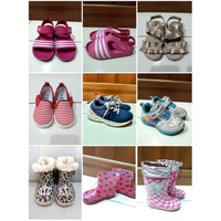 🍭全新/二手 女童 雨鞋 涼鞋 球鞋 靴子 moonstar IFME zara adidas