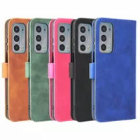 2021 Flip Leather Case For Motorola Edge 20 Case Wallet Book Cover For Motorola Edge 20 Lite Edge 20 Pro Cover Magnetic Phone Ba