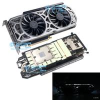 【顯卡散熱器】公版GTX1080Ti/TiTAN XP六條熱管EVGA GTX1080Ti SC顯卡散熱風扇