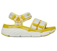 Skechers Max Cushioning Sandal [140424WYL] 女 涼鞋 休閒 舒適 增高 杏黃